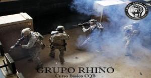 Instrucción básica CQB @ Servidor Misiones del Grupo Rhino
