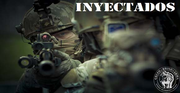 inyectados