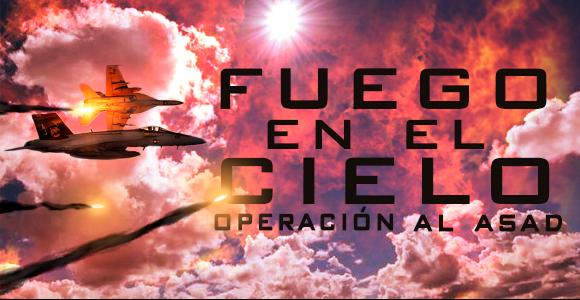 Fuego en el Cielo: operación Al AsaD