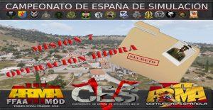 [CES-V] Misión 7: Operación Hidra