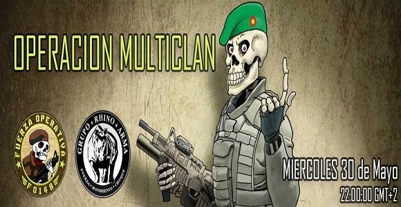 Operación Multiclan con FO148 [30/05/18]
