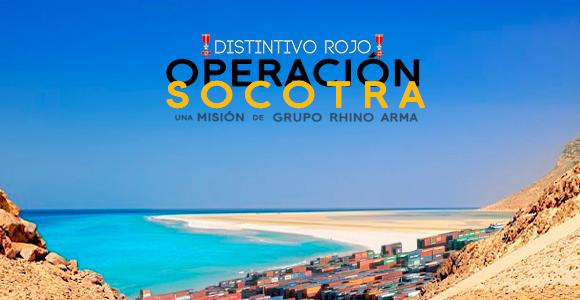 Distintivo Rojo: Operación Socotra [18/05/2018]