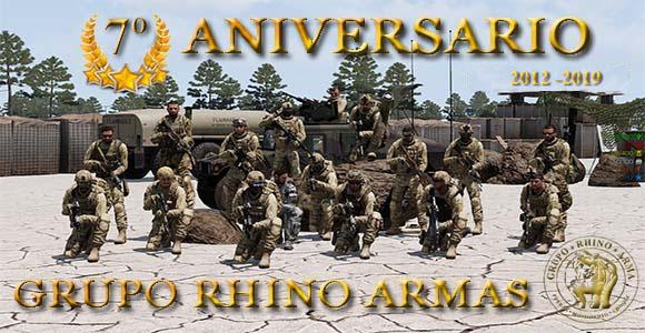 7º Aniversario Grupo Rhino Arma