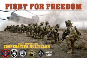 Misión Oficial: FIGHT FOR FREEDOM @ Servidor Squad Alpha