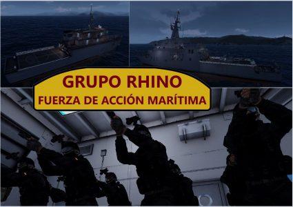 Operacion: Fuerza de Acción Marítima