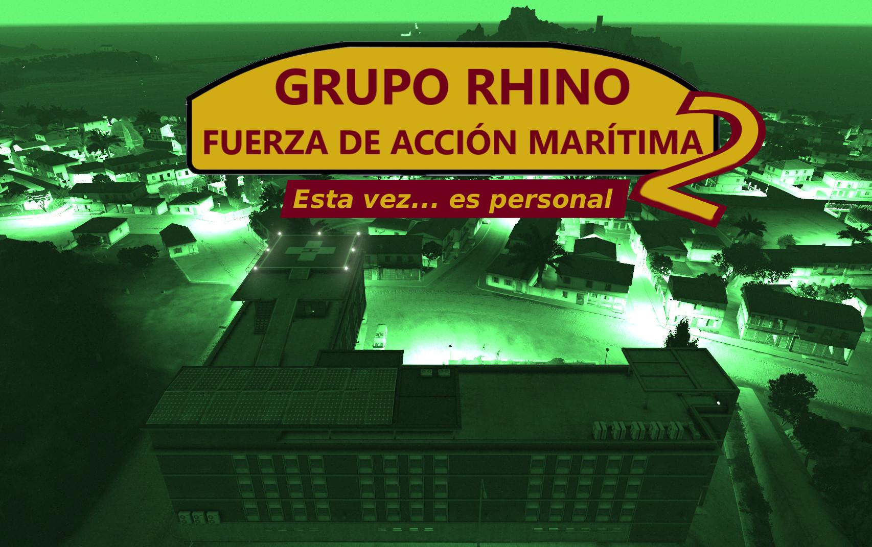 Misión Oficial: Fuerza de Acción Marítima 2 @ Servidor Privado Grupo Rhino