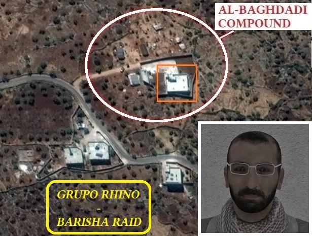 Misión Oficial: Barisha Raid