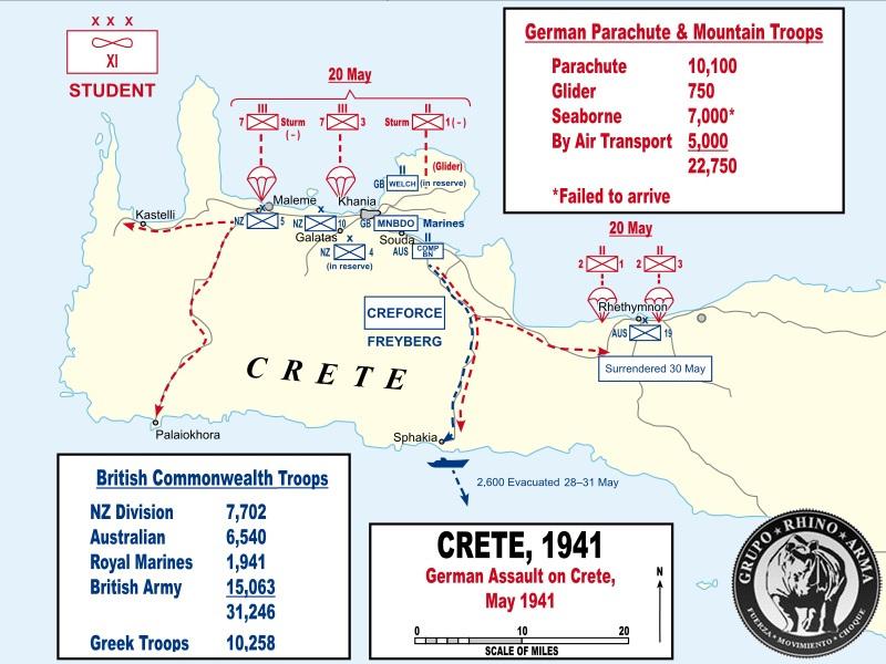 Operación Mercurio (Creta 1941)