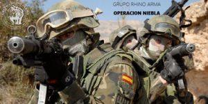 Operación Niebla @ Servidor Privado Grupo Rhino
