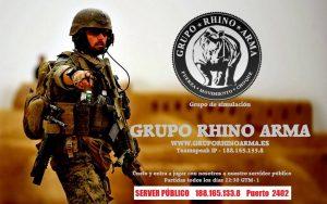 PARTIDAS PUBLICAS DIARIAS 2020 @ Servidor Publico del Grupo Rhino