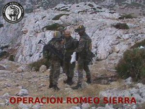 Operación Romeo Sierra @ Servidor Misiones Grupo Rhino