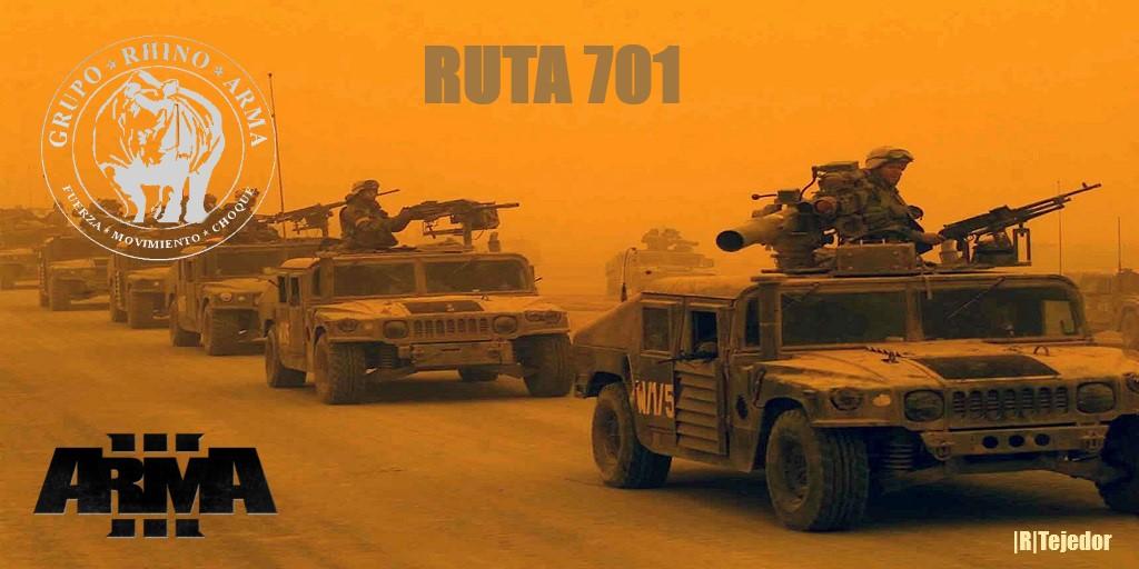 Ruta 701