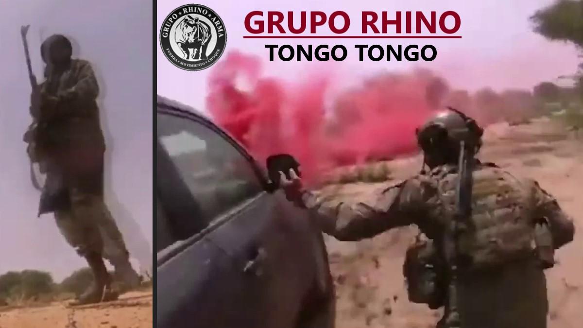 TONGO TONGO